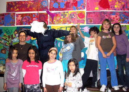 Art show group shot